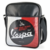 Vespa VPSB78 Messenger bag - Black