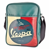 Vespa VPSB79 Messenger bag - Blue