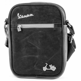 Vespa VPSC17 Borsello Eco-pelle Young Shoulder Bag - Black