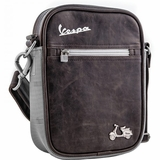 Vespa VPSC18 Mini Shoulder Bag - Brown