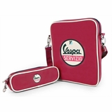 Vespa VPSD11 iPad Bag - Red