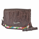 Vespa VPSW01 Shoulder Bag - Brown