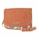 Vespa VPSW03 Shoulder Bag - Tan