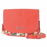 Vespa VPSW04 Shoulder Bag - Light Red