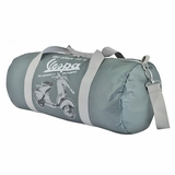 Vespa VPTB11 Nylon Folding Messenger Bag - Dark Grey