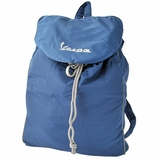 Vespa VPTR12 Nylon Backpack - Blue