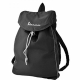 Vespa VPTR13 Nylon Backpack - Black