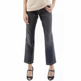 Who's Who Size 28 Cotton Jeans Faded - Black