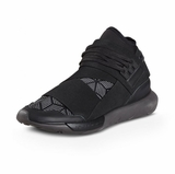 Y-3 Qasa High Shoes - Black