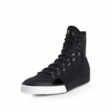 Y-3 Sen High Shoes - Black