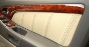 Bellezza Custom Interior Panel Leather Inserts