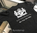 Junction Produce Baby Onesie Outfit Black Logo *CLEARANCE*