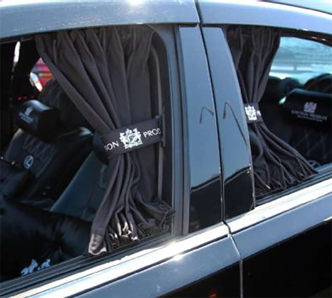 vip car curtains soozone. Black Bedroom Furniture Sets. Home Design Ideas