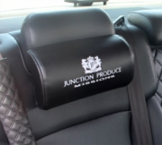Junction Produce Missions Leather Neck Pad Cushions *SALE*