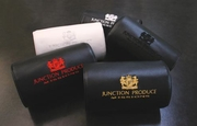 Junction Produce Missions Leather Neck Pads