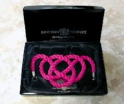 Junction Produce Momotsuna (Hot Pink Rope) *SALE*