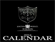 Junction Produce VIP Car Calendar 2014 & 2015 *CLEARANCE*