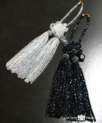 NEW! Junction Produce Luxury Crystal Fusa Kiku Knot (SOLD OUT)
