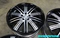 Used JDM WORK Varianza 19x8 19x9 5x114.3 Wheels