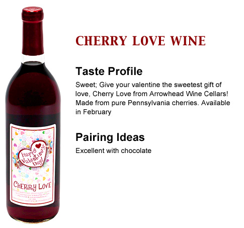 Cherry Love Wine