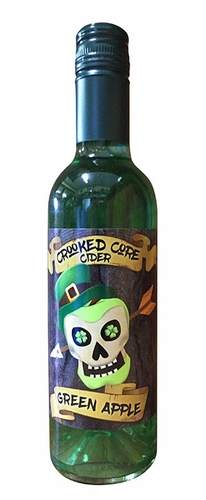 Crooked Core Green Apple