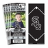(12) Custom Chicago White Sox Birthday Party Ticket Invitations With Optional Photo
