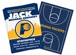 (12) Custom Indiana Pacers Birth Announcements
