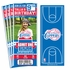 (12) Custom Los Angeles Clippers Birthday Party Ticket Invitations With Optional Photo