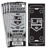 (12) Custom Los Angeles Kings Birthday Party Ticket Invitations With Optional Photo