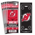 (12) Custom New Jersey Devils Birthday Party Ticket Invitations With Optional Photo