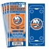 (12) Custom New York Islanders Birthday Party Ticket Invitations With Optional Photo