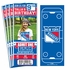 (12) Custom New York Rangers Birthday Party Ticket Invitations With Optional Photo