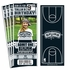 (12) Custom San Antonio Spurs Birthday Party Ticket Invitations With Optional Photo