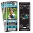 (12) Custom San Jose Sharks Birthday Party Ticket Invitations With Optional Photo