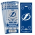 (12) Custom Tampa Bay Lightning Birthday Party Ticket Invitations With Optional Photo