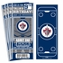 (12) Custom Winnipeg Jets Birthday Party Ticket Invitations With Optional Photo