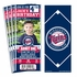 (12) Custom Minnesota Twins Birthday Party Ticket Invitations With Optional Photo