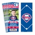 (12) Custom Philadelphia Phillies Birthday Party Ticket Invitations With Optional Photo