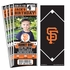 (12) Custom San Francisco Giants Birthday Party Ticket Invitations With Optional Photo