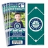 (12) Custom Seattle Mariners Birthday Party Ticket Invitations With Optional Photo