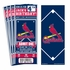 (12) Custom St Louis Cardinals Birthday Party Ticket Invitations With Optional Photo