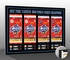 1998 World Series Tickets to History Canvas Print - New York Yankees