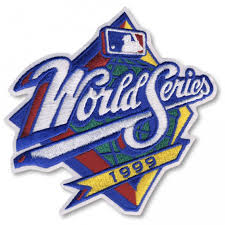 1999 World Series Embroidered Patch - New York Yankees vs Atlanta Braves
