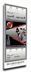 2003 NHL Stanley Cup Finals Canvas Mega Ticket - New Jersey Devils