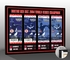 2004 World Series Tickets to History Canvas Print - Boston Red Sox