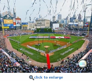 2005 Major League Baseball All Star Game Opening Ceremonies Comerica Park 8x10 Photo