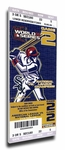 2005 World Series Canvas Mega Ticket - Chicago White Sox
