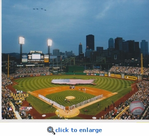 2006 MLB All-Star Game Opening Ceremony 8x10 Photo - Pittsburgh Pirates
