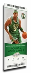 2008 NBA Finals Canvas Mega Ticket - Game 6, Pierce - Boston Celtics