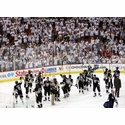Stanley Cup Penguins Salute